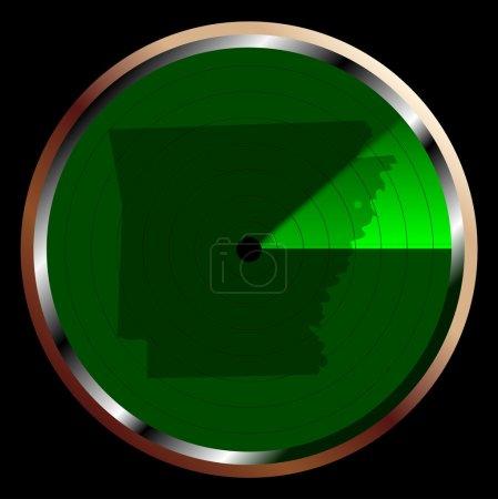 Radar on Arkansas