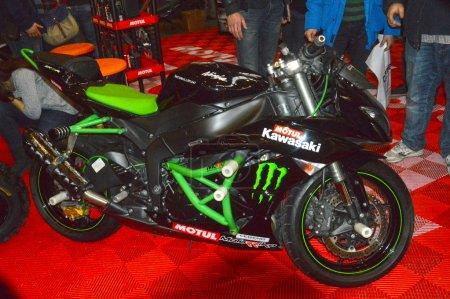 Moto Park 2015 Kawasaki Motorcycle