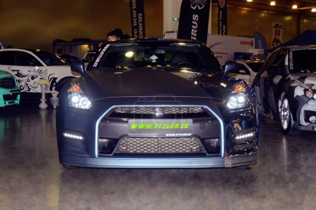 Moscow Tuning Show 2015 Nissan