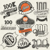 Vintage style One Hundred anniversary collection