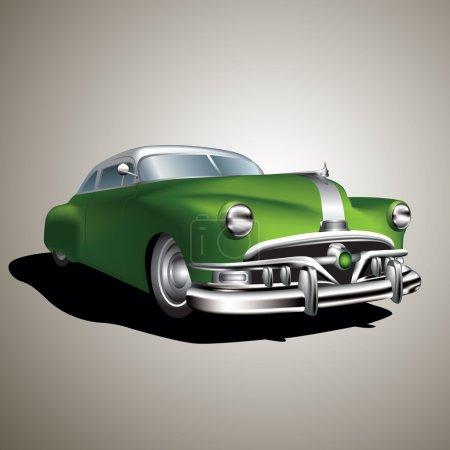 American classis car