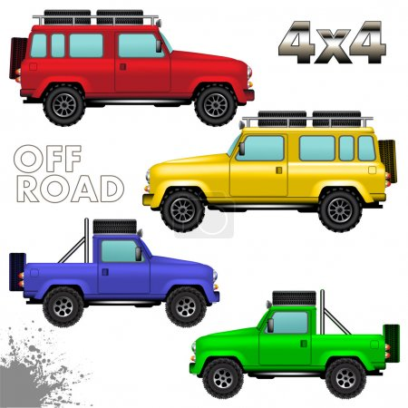 Off road cars