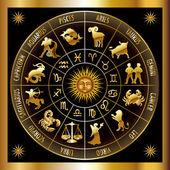 Zodiac circle