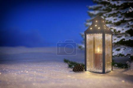 Christmas Lantern - Shot 1