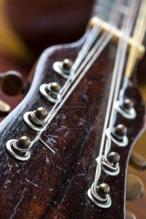 Handle mandolin