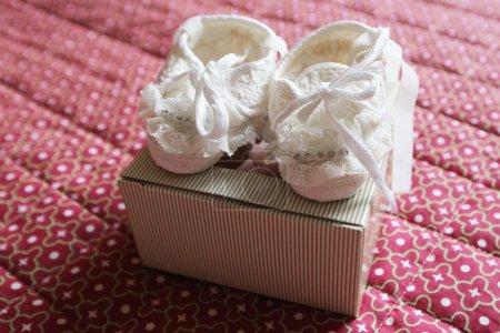 chaussons fabriqués à la main