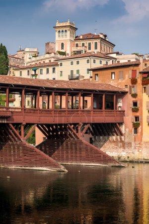 Bridge Bassano del Grappa