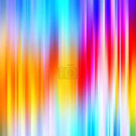 Foto de Resumen borrosa en el fondo del movimiento con colores brillantes - Imagen libre de derechos