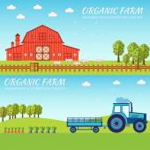 Flat farm in village set sprites and tile sets instruments flowers vegetables fruits hay farm building animals tractor tools