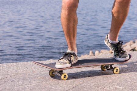 Skateboarden ist nicht jedermanns Sache