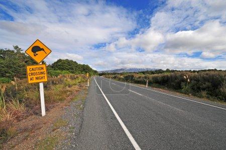 vulkanisches Terrain Tongariro Nationalpark, Neuseeland