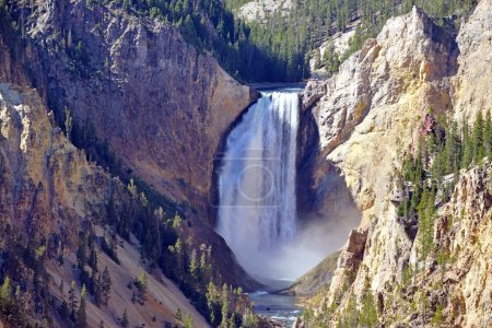 Yellowstone Falls, Grand Canyon of the Yellowstone