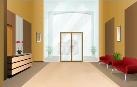 Illustration pour Vector location, background - image libre de droit