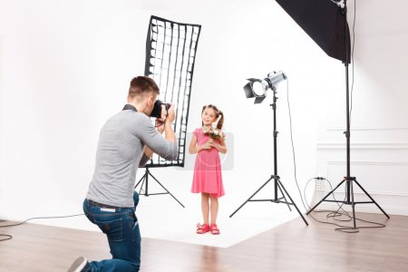 This is how childrens photoshoot looks like.