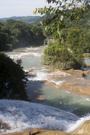 Waterfall Mexico