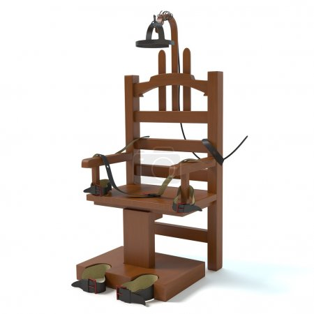 Old Electric Chair