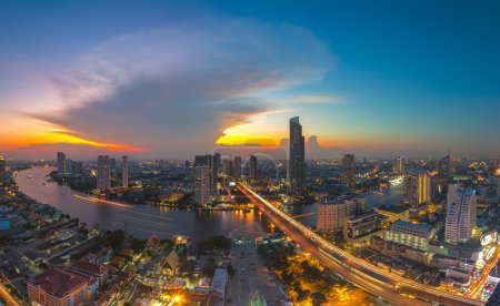 City Economic Thailand
