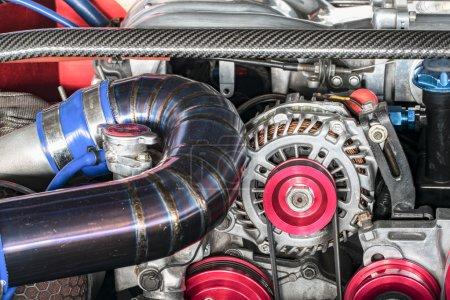 car alternator details