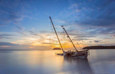 """yacht on the beach """"Phuket"""" thailand"""