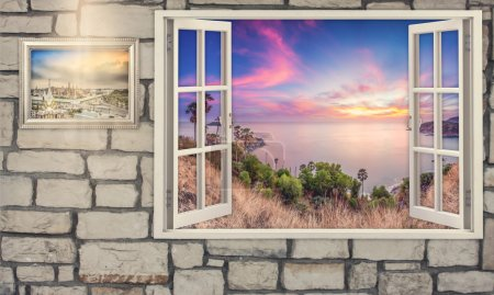 Windows with beautiful views