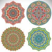Decorative mandala collection