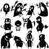 Little Monsters set 04