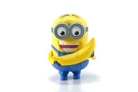 Minion Dave Banana Babbler toy