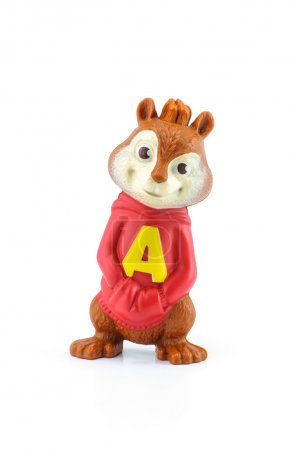 Alvin character form alvin and