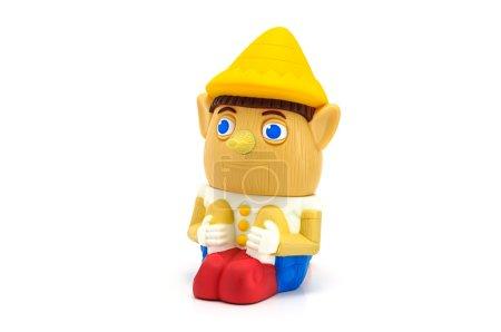 Pinocchio character form Shrek 3