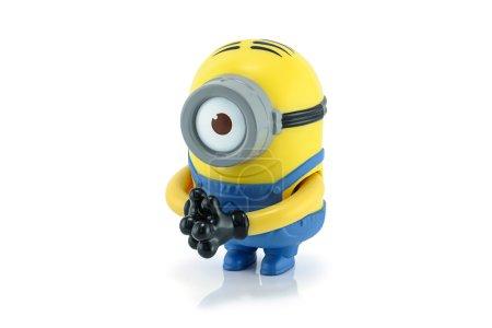 Minion Stuart babbler grabber toy