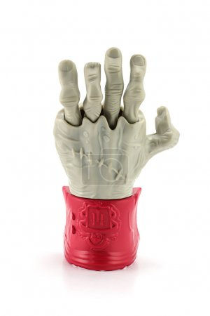 Crawling Zombie hand loose figure Holloween