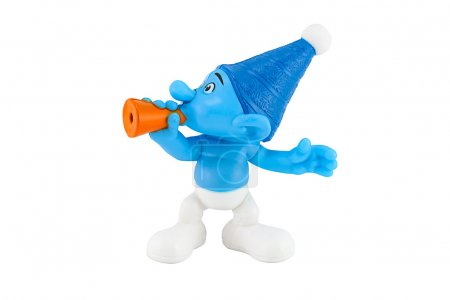 Party Planner Smurfs figure Toy