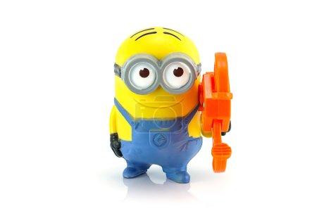 Minion Dave gadget grabber toy
