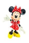 Minnie mouse from Disney character.