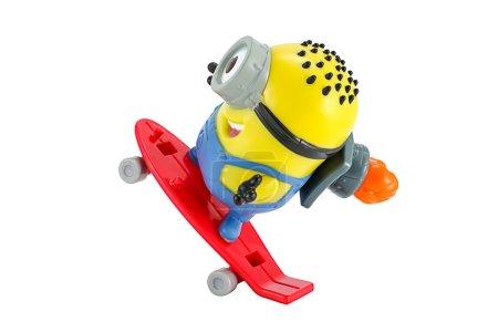 Carl rocket Minion toy character