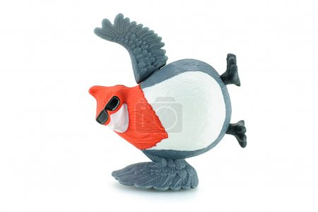Pedro a  red-crested cardinal bird toy character form RIO animat