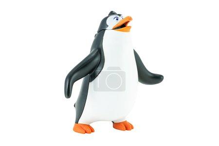 Рико форма пингвин игрушка персонаж