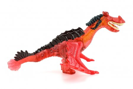 Monstrous Nightmare dragon toy character