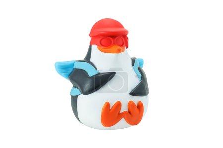 Частная в действие пингвин игрушка
