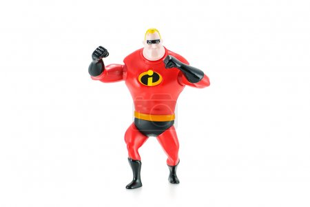 Mr. Incredible figure toy character.