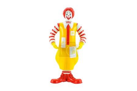 Ronald Mcdonald Mascot