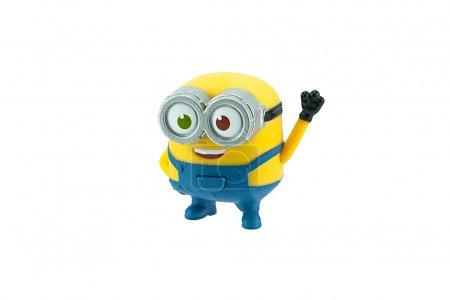 Bob minions toy character