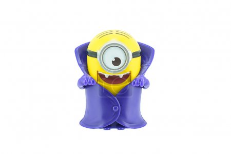 Dracula minions toy character