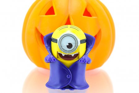 Vampire minions toy character