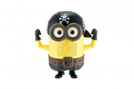 Pirate minion with hat with