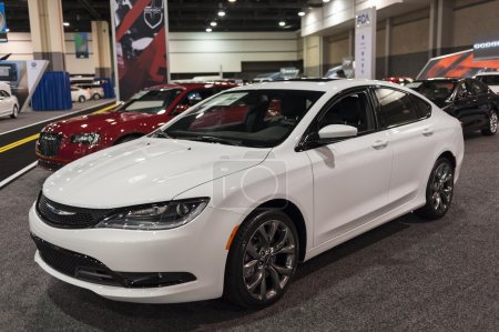 Charlotte International Auto Show 2015