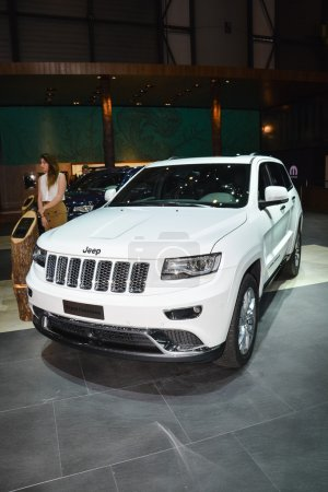 JEEP Grand Cherokee at the