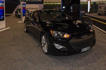 Charlotte International Auto Show 2014