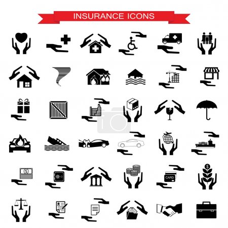 Insurance Car, home, disasters, investment, health, and travel i