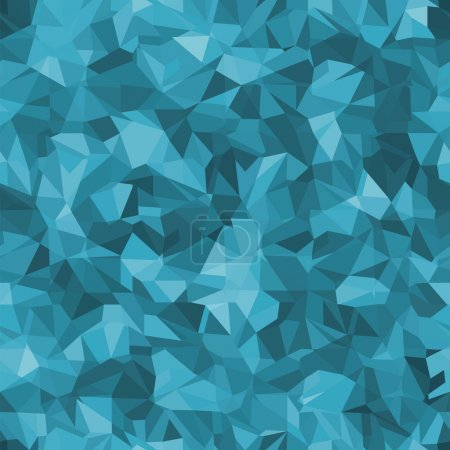 Illustration for Vector seamless geometric pattern. Geometric pattern. Vector pattern - Royalty Free Image